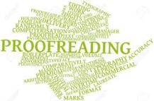 proofreading graphic